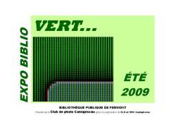 11 ExpoBiblio Vert catalogue