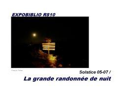 15 ERS10 La grande randonnée de nuit
