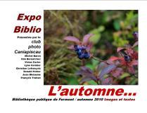 16 ExpoBiblio L'automne_A recto