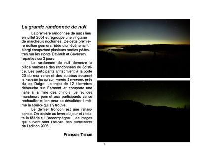 2 ERS05 La grande randonnée de nuit FT1