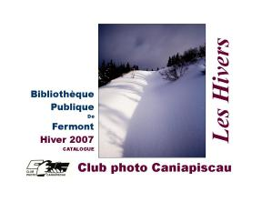 3 Expo biblio Les Hivers catalogue