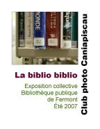 4 ExpoBiblio Biblio affiche