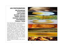 8 Expo Biblio Jaune photographes