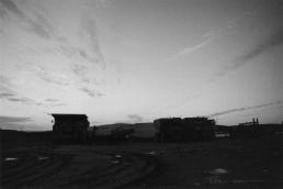 Stationnement des camions, 5h am_wp